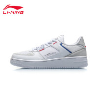李宁休闲鞋女鞋2020新款休闲板鞋女士鞋子低帮运动鞋AGCQ184