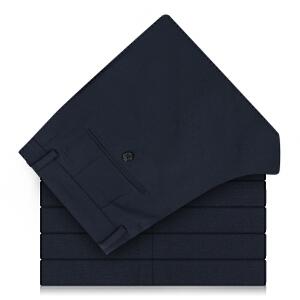 雅戈尔专柜正品婚庆西裤商务正装裤子羊毛桑蚕丝西裤TN21517-*21