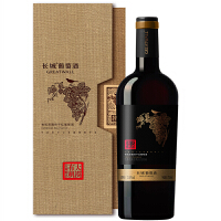 长城大漠有机赤霞珠干红葡萄酒(名庄荟礼盒装) 750ml