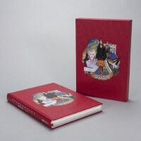 包邮 radasphere星球普拉达Prada 时尚品牌 服装橱窗 设计画册 盒装珍藏版9787550279612