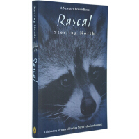 Rascal 小淘气 英文原版 1964年 纽伯瑞银奖小说 Sterling North