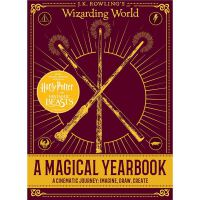 A Magical Yearbook: A Cinematic Journey: Imagine, Draw, Crea
