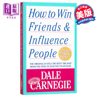 【中商原版】人性的弱�c 英文原版��How to Win Friends and Influence People 人�H