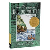 【中商原版】纽伯瑞奖 杜利特医生航海记 英文原版 The Voyages of Doctor Dolittle 192