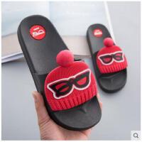 情侣拖鞋女夏卡通浴室可爱居家软底韩版凉拖鞋男家用洗澡防滑拖鞋