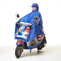 电动自行车雨衣摩托雨衣单人男女骑行电瓶车雨衣雨披加大加厚新品