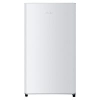 【当当自营】Haier/海尔 BC-93TMPF 93升时尚外观带微冻室单门冰箱