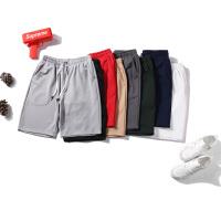 2019新款男士运动短裤跑步休闲五分裤夏季宽松训练中裤大码篮球裤K915