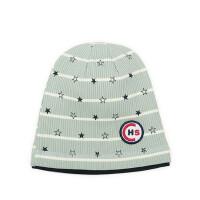 儿童帽子 套头帽子宝宝帽子时尚棉线帽 女童帽子护耳帽