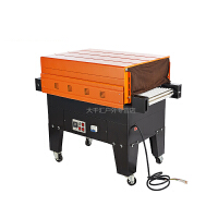 喷气式热收缩膜包装机 热缩膜餐具热收缩机 热缩机