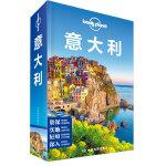 LP系列-孤独星球Lonely Planet旅行指南系列-意大利(第三版)