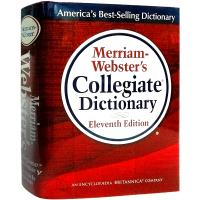 韦氏大学英语词典 Merriam-Webster's Collegiate Dictionary 韦氏大学英语词典 GRE必备 正版包邮 华研原版 英文原版英英字典