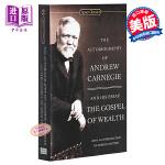 [英文原版]The Autobiography of Andrew Carnegie and the Gospel o