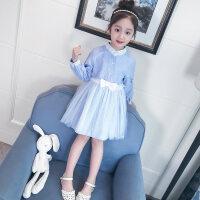 六一儿童演出服装女童儿童节新款幼儿园女孩公主裙表演服蓬蓬裙子