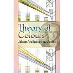 【预订】Theory of Colours:
