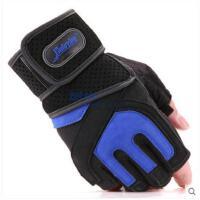 健身手套男运动半指手套引体向上杠铃器械健身防滑透气