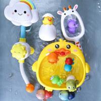 �和�洗澡玩具�_浪�i��水花��觚�小�S���蛩�沐浴玩具�M合����女孩