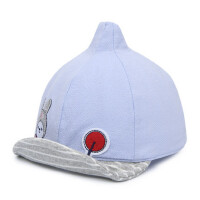 婴幼儿胎帽棉男女宝宝鸭舌帽卡通翘舌单帽棒球帽遮阳帽