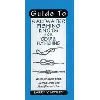 【预订】Guide to Saltwater Fishing Knots for Gear & Fly Fishing