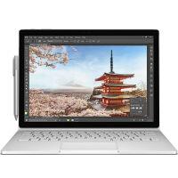 增强版~微软(Microsoft)Surface Book 二合一平板笔记本 13.5英寸(Intel i7 16G内存 512G存储 独立显卡 增强版)