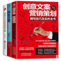全3册】创意文案与营销策划+疯狂文案+那些让文案绝望的文案 实用文案活动策划 培训 微博创意广告软文营销实战宝典促销设