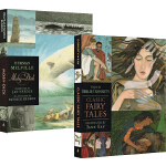 Candlewick Illustrated Classic系列 英文原版 Moby-Dick /Classic Fa