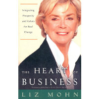 HEART OF BUSINESS, THE(ISBN=9781400054626) 英文原版