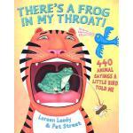 【预订】There's a Frog in My Throat! 440 Animal Sayings A Littl