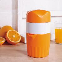 专业榨橙汁器手动榨汁机食品级塑料原汁机压榨柠檬器