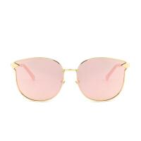 【1件2折:29.8】doodoo2019新款时尚潮流眼镜墨镜女款太阳镜遮光防晒女士太阳镜