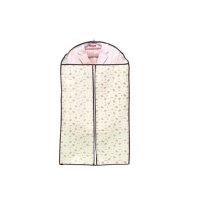 普润 加厚衣服透明西服防尘袋小熊印花60*88cm 小号