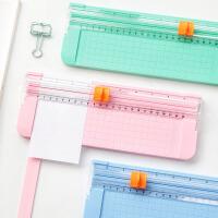 切照片机裁纸刀小型割纸机裁纸器diy切纸刀卡片裁纸神器