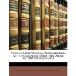【预订】Tabulae Reductionum Observationum Astronomicarum Annis