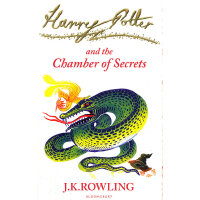 Harry Potter and the Chamber of Secrets 哈利波特与密室(英国版) 9781408810552