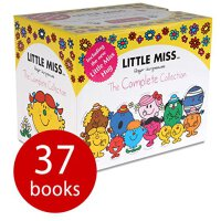 Little Miss Complete Collection 妙小姐37册全集