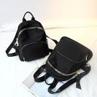 双肩包女包新款尼龙牛津布书包时尚休闲韩版旅行包背包