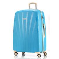 大使拉杆箱万向轮男旅行箱登机箱20寸24寸女皮箱行李箱