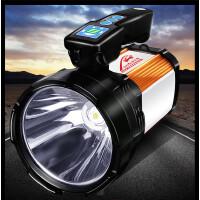 打猎远射手电筒超强光充电超亮多功能户外氙气灯手提探照灯