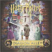 哈利波特 Harry Potter - Diagon Alley: A Movie Scrapboo