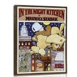 顺丰发货 In the Night Kitchen Maurice Sendak 厨房的夜晚 凯迪克银奖 美国Top1