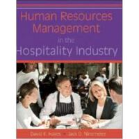 Human Resources Management in the Hospitality Indu,Human Res