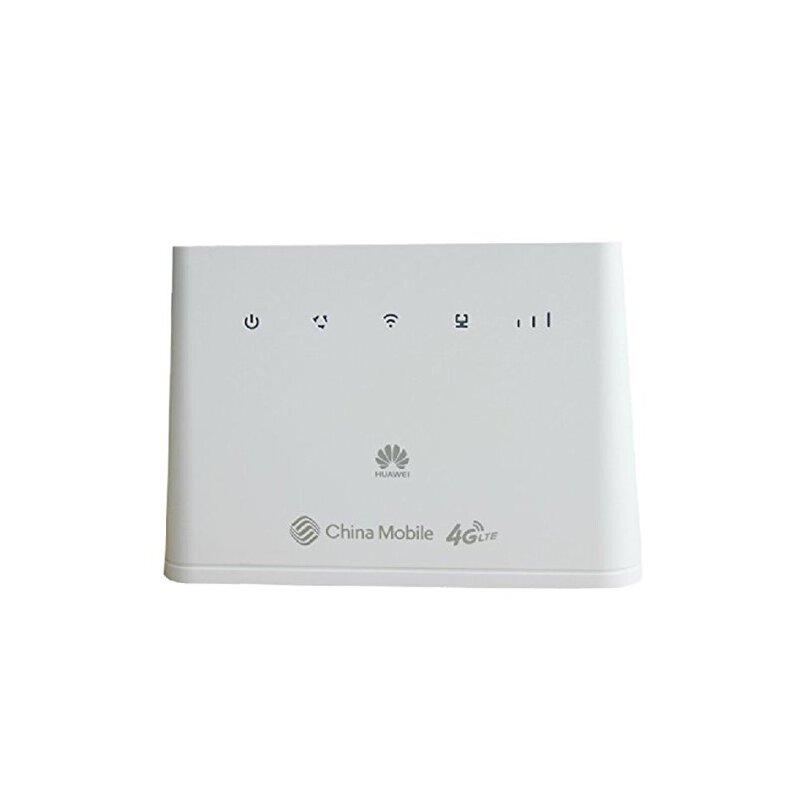 HUAWEI华为B310As-852电信移动联通LTE3网4G移动3G无线宽带CPE路由器 升级版 B310As-852 LTE 4G无线路由