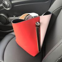 新款韩版简约拼色水桶包真皮托特包斜挎包大包撞色单肩女包 红配粉升级版 牛皮水桶包