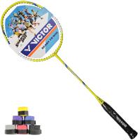 胜利/VICTOR/威克多碳铝一体羽毛球拍幻影500单支装(已穿线)