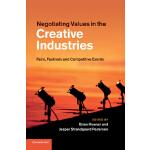 【预订】Negotiating Values in the Creative Industries