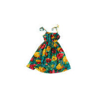 儿童连衣裙夏装 女童公主吊带裙子 大童装女孩沙滩裙