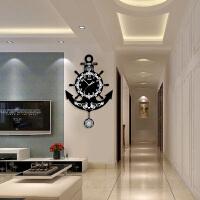 客厅欧式钟表静音时尚挂表装饰时钟创意挂钟现代简约石英钟