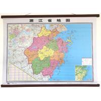 浙江省地图 山东省地图出版社