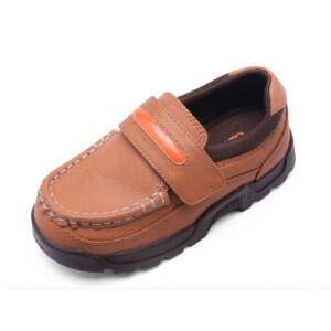 SHOEBOX/鞋柜帅气男童鞋 时尚防滑魔术贴儿童鞋中童大童鞋秋鞋