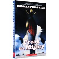 正版 英文原版 Freak The Mighty 陪着你走 小天才与傻大个 疯狂怪人 荣获多项图书大奖 英文版儿童文学小